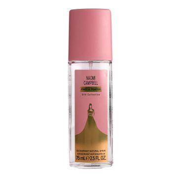 Naomi Campbell Pret A Porter Silk Dezodorant w szkle  75ml