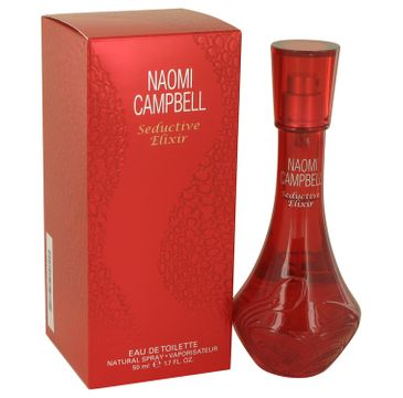 Naomi Campbell Seductive Elixir EDT spray 50ml