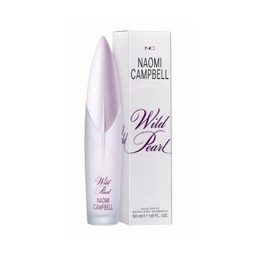 Naomi Campbell Wild Pearl woda toaletowa spray 50ml