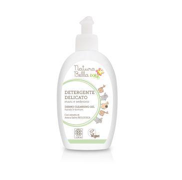 Natura Bella Baby – antybakteryjny płyn do mycia rąk i pupy dla dzieci (300 ml)