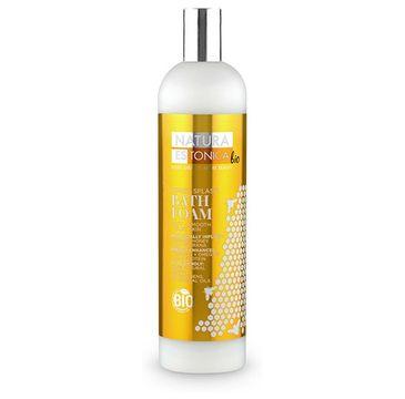 Natura Estonica Honey Splash Bath Foam miodowa emulsja do kąpieli 550ml