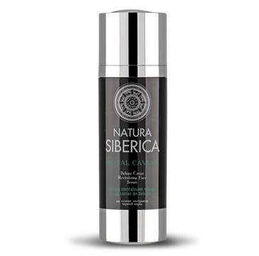 Natura Siberica Absolut emulsja do twarzy czarny kawior naprawcza 30 ml