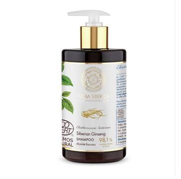 Natura Siberica Absoulute Recovery Shampoo szampon do włosów zniszczonych 480ml