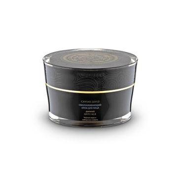 Natura Siberica Caviar Gold Rejuvenating Day Face Cream krem do twarzy odmładzający na dzień 50ml