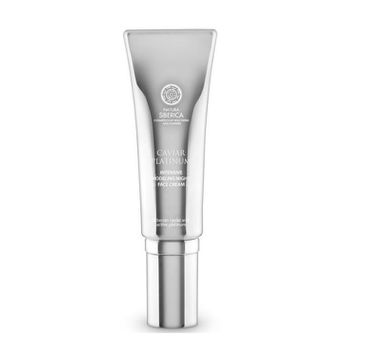 Natura Siberica Caviar Platinum Intensive Modeling Night Face Cream intensywnie modelujący krem do twarzy na noc 30ml