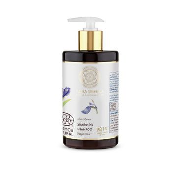 Natura Siberica Deep Colour Shampoo szampon chroniący kolor włosów 480ml