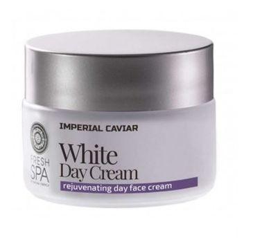 Natura Siberica Fresh Spa White Day Cream biały krem odmładzający do twarzy na dzień 50ml