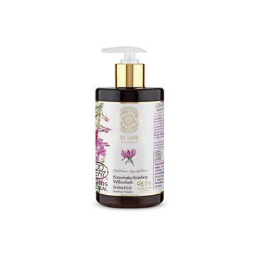 Natura Siberica Luxurious Volume Shampoo szampon do włosów zwiększający objętość 480ml