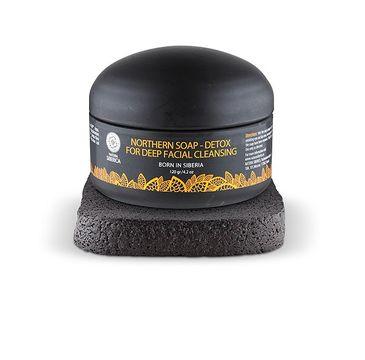 Natura Siberica mydło północne głęboko oczyszczające detox 120 ml