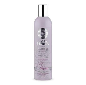 Natura Siberica Natural Hair Conditioner naturalna odżywka do włosów farbowanych Odnowa Koloru i Blask (400 ml)