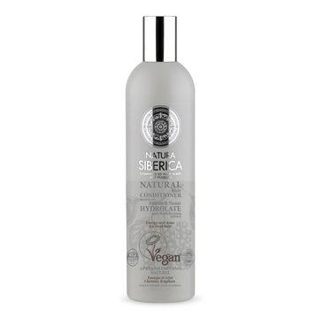 Natura Siberica Natural Hair Conditioner naturalna odżywka do włosów osłabionych Energia i Blask (400 ml)