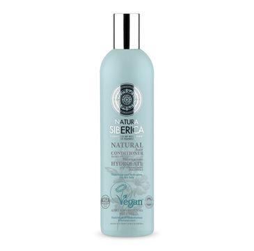 Natura Siberica Natural Hair Conditioner naturalna odżywka do włosów suchych Odżywienie i Nawodnienie (400 ml)