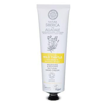 Natura Siberica Nourishing&Repairing Natural Hand Cream naturalny odżywczo-regenerujący krem do rąk 75ml