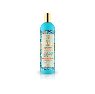 Natura Siberica Oblepikha Professional szampon do włosów suchych nawilżający 400 ml