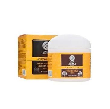 Natura Siberica Sauna&Spa Ginseng Siberian Protection And Repair Hair Mask ochronno-regeneracyjna maska do włosów 370ml