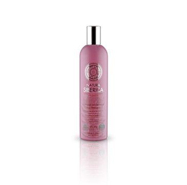 Natura Siberica szampon do włosów  farbowanych chroniący kolor i nabłyszczający 400 ml