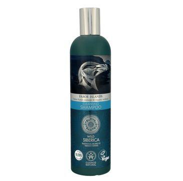 Natura Siberica szampon do włosów oczyszczający 400 ml