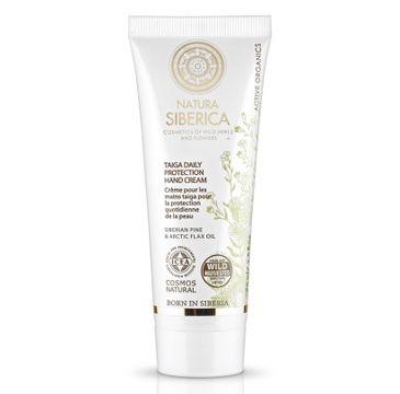 Natura Siberica Taiga Daily Protection Hand Cream ochronny krem do rąk 75ml