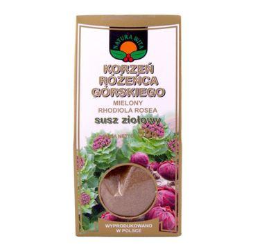 Natura Wita Herbatka Ekologiczna Różeniec Górski kłącze 50g