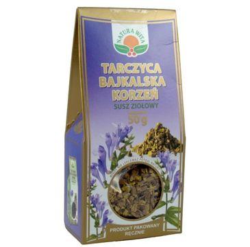 Natura Wita Tarczyca Bajkalska Korzeń susz ziołowy 50g