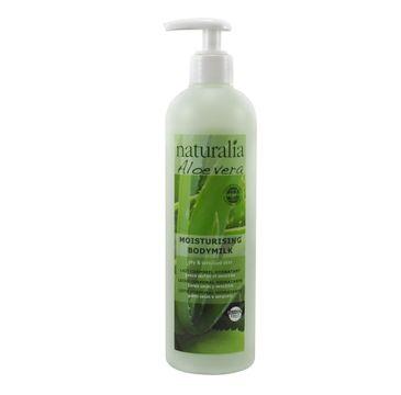 Naturalia Aloe Vera Moisturizing Bodymilk mleczko do pielęgnacji ciała 370ml