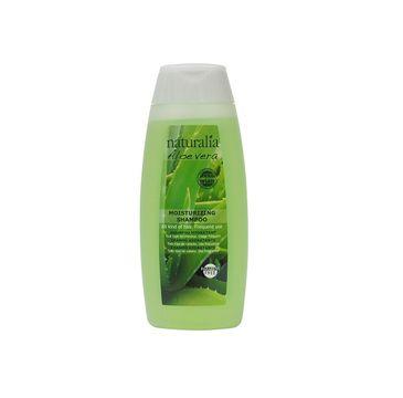 Naturalia Aloe Vera Moisturizing Shampoo nawilżający szampon do włosów 200ml