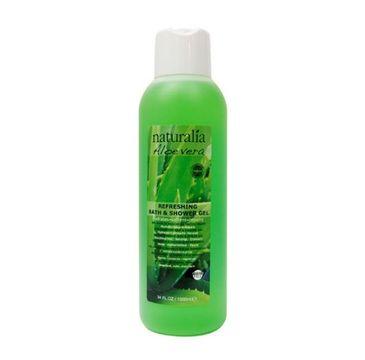 Naturalia Aloe Vera Refreshing Bath & Shower Gel odświeżający żel do mycia ciała 1000ml