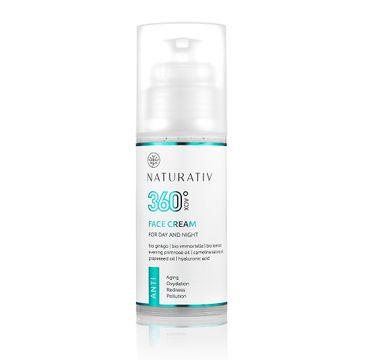 Naturativ 360 AOX Face Cream For Day & Night krem do twarzy na dzień i na noc 100ml