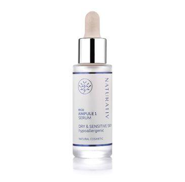 Naturativ Eco Ampule 1 Serum Dry & Sensitive Skin serum do skóry suchej i wrażliwej 30ml