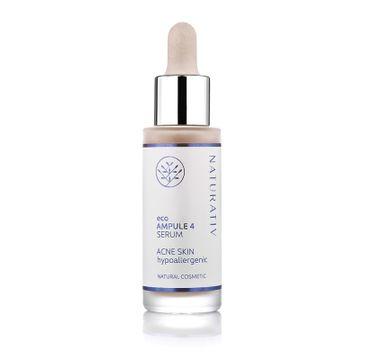 Naturativ Eco Ampule 4 Serum Acne Skin serum do cery trądzikowej 30ml