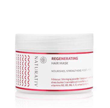 Naturativ Regenerating Hair Mask maska regenerująca do włosów 250ml