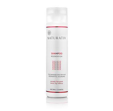 Naturativ Regeneration Shampoo For Damaged & Dry Hair regenerujący szampon do włosów 250ml