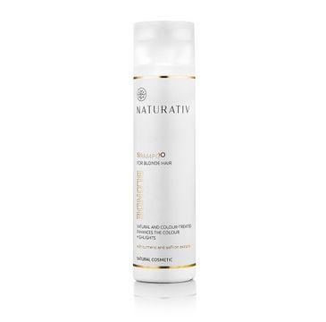 Naturativ Shampoo For Blonde Hair szampon do włosów blond 250ml