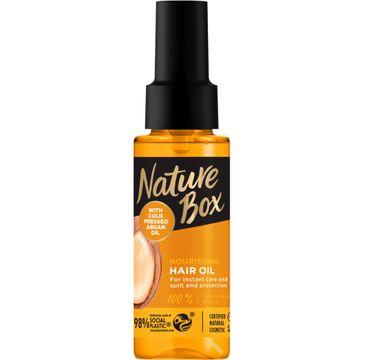 Nature Box Nourishing Hair Oil odżywczy olejek do włosów (70 ml)