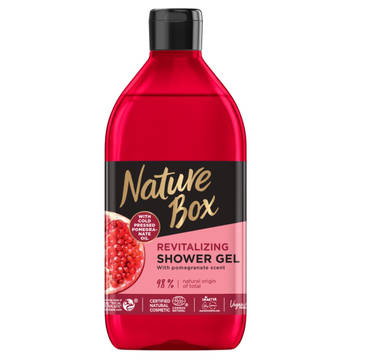 Nature Box Pomegranate Oil żel pod prysznic (385 ml)
