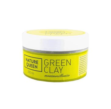 Nature Queen Green Clay glinka zielona 200ml