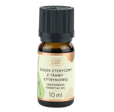 Nature Queen olejek eteryczny z trawy cytrynowej (10 ml)