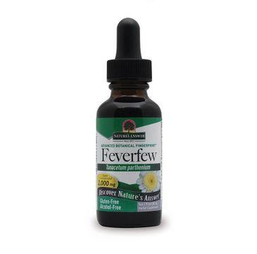 Nature's Answer Feverfew złocień maruna suplement diety 30ml