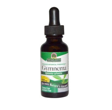 Nature's Answer Gymnema ekstrakt z liści gymnema suplement diety 30ml