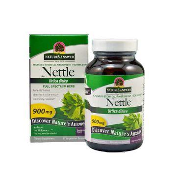 Nature's Answer Nettle 900mg liście pokrzywy zwyczajnej suplement diety 90ml