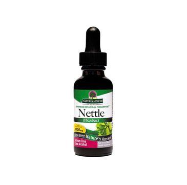 Nature's Answer Nettle ekstrakt z liści pokrzywy zwyczajnej suplement diety 30ml
