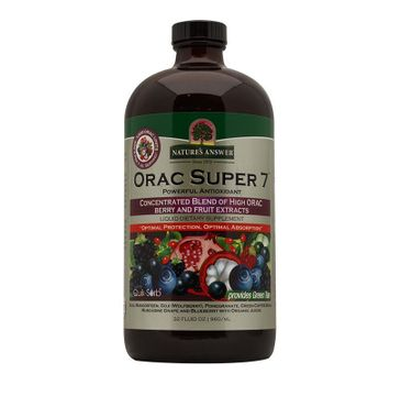 Nature's Answer Orac Super 7 Powerful Antioxidant suplement diety 960ml