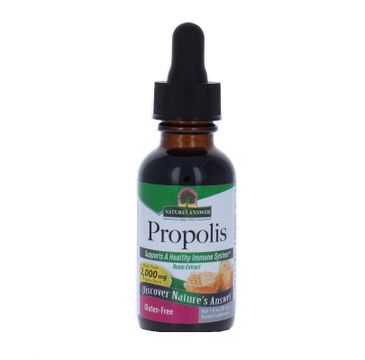 Nature's Answer Propolis 2000mg kit pszczeli suplement diety 30ml