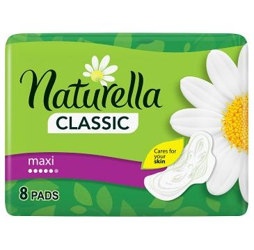 Naturella Podpaski Classic Maxi (8 szt.)
