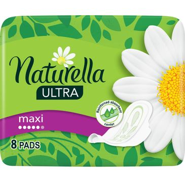Naturella Podpaski Ultra Maxi (8 szt.)