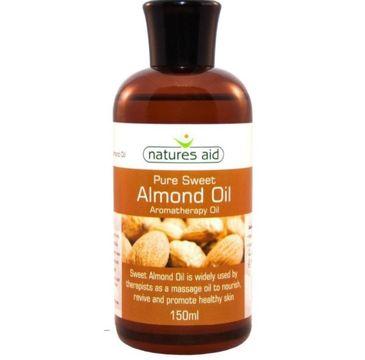Natures Aid Almond Oil olejek migdałowy 150ml