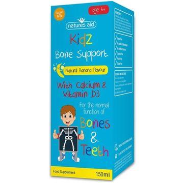 Natures Aid Kidz Bone Support suplement diety 150ml
