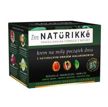 Natürikké – krem na miły początek dnia (50 ml)