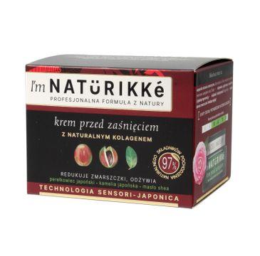 Naturikke – Krem przed zaśnięciem z kolagenem (50 ml)