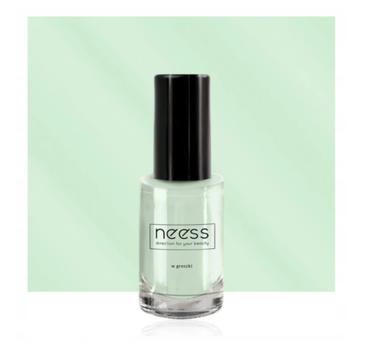 Neess – Lakier do paznokci w groszki 7407 (5 ml)